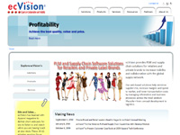 ecVision Experts in Collaboration and Visibility